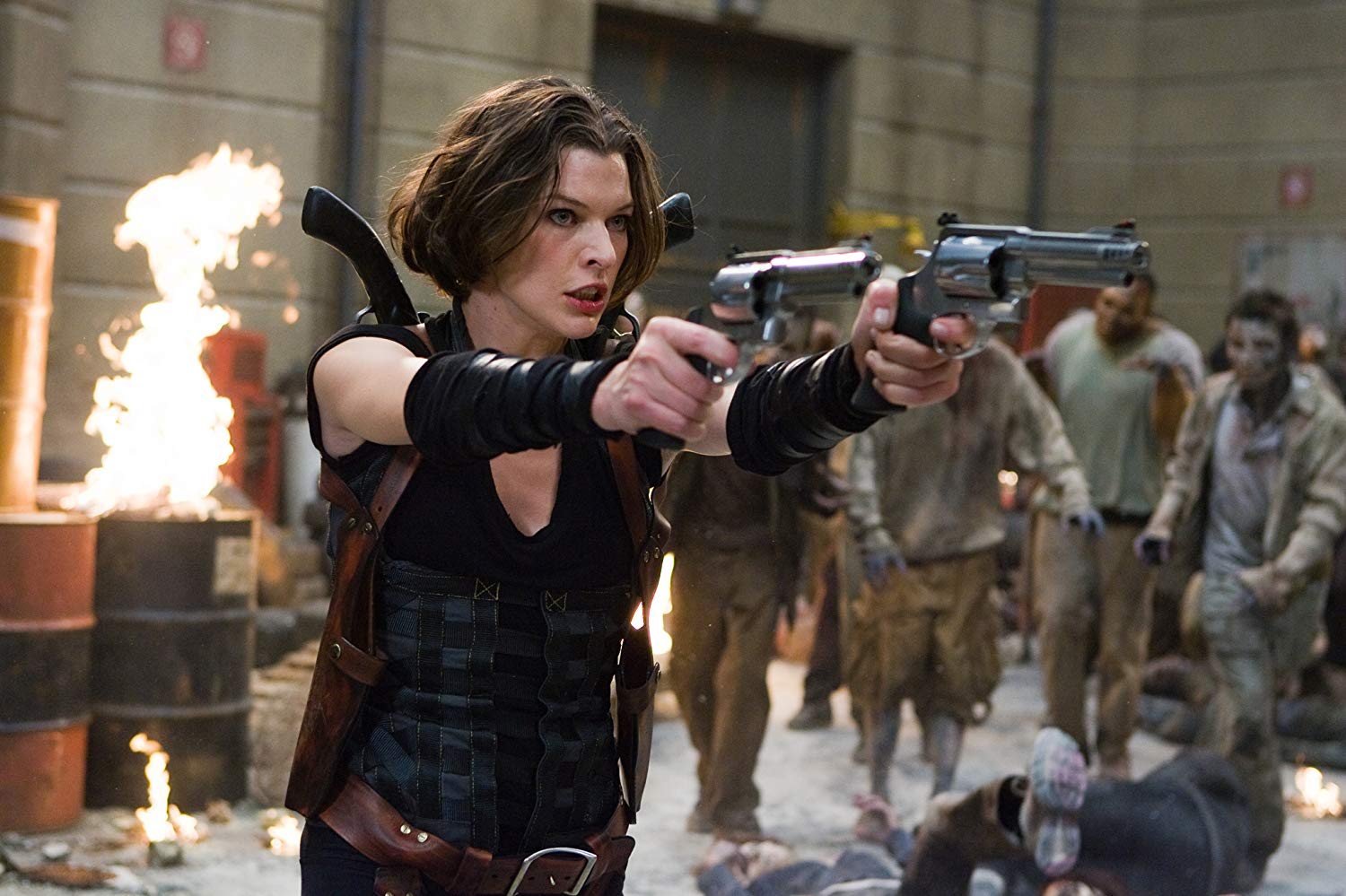 Resident Evil Afterlife Canada Germany 2010 Reviews