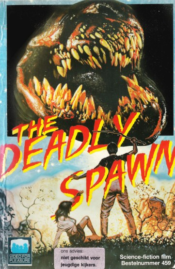 Deadly-Spawn-Video-for-Pleasure-VHS-cover