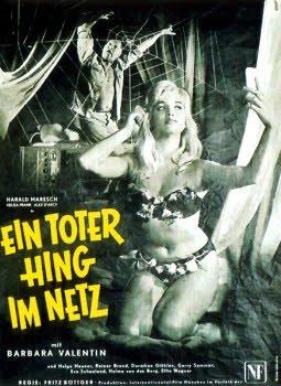Ein Toter Hing Im Netz - The Horror of Spider Island - 1960 - 003