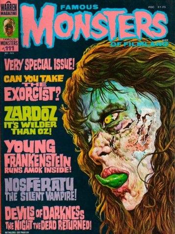 famous monsters exorcistjpg
