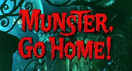 munster, go home! title shot