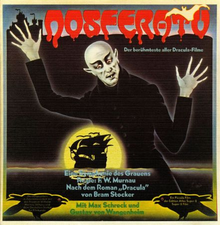 nosferatu german super 8