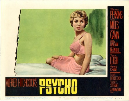 psycho janet leigh bed bra