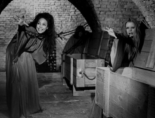 satanic rites of dracula cellar female vampires