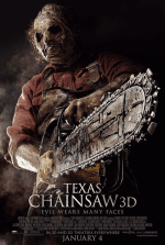 texas chainsaw 3D new poster