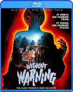 Without Warning Blu-ray