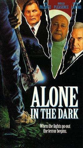 alone in the dark palance pleasence landau