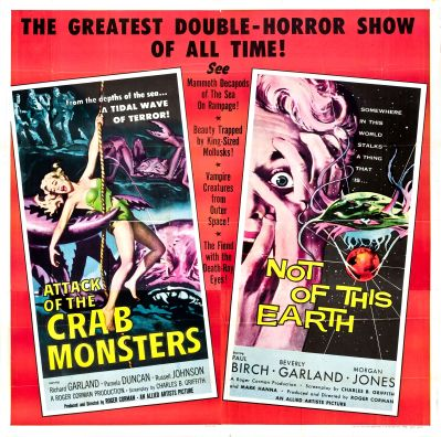 Attack_of_crab_monsters-Not-of-This-Earth-poster