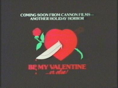 Be My Valentine or Else X-ray Hospital Massacre