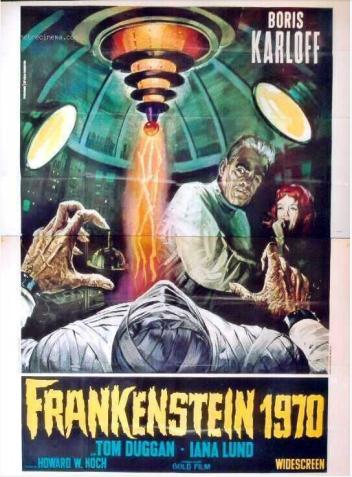 Frankenstein-1970