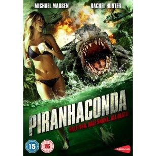 piranhaconda dvd
