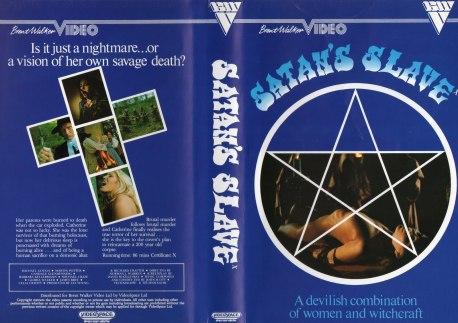 Satan's-Slave-1976-Norman-J-Warren-Brent-Walker-Video-VHS