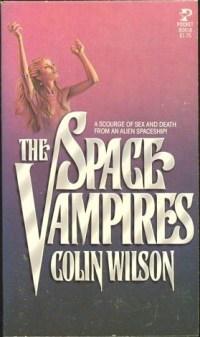 space vampires novel colin wilson