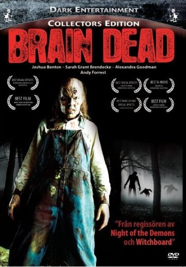brain dead 2007 tenney dvd