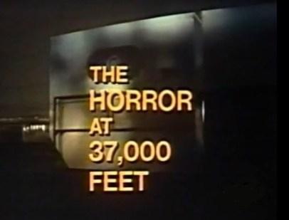 horror at 37000 feet