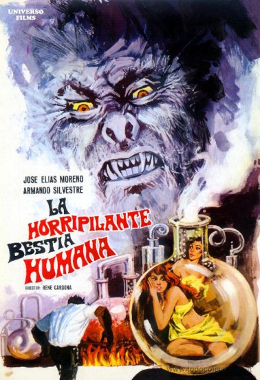 night-of-the-bloody-apes-mexican-poster-rene-cardona