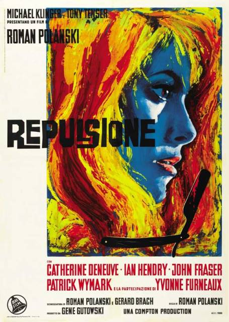 repulsione french poster