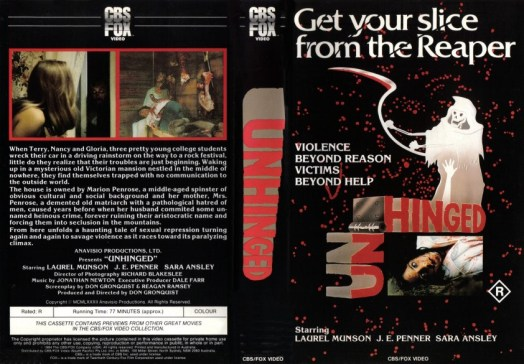 unhinged australia vhs front & back2