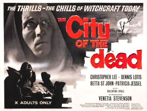 city of the dead 1960