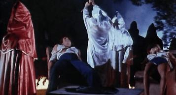 devil's men land of the minotaur ritual sacrifice
