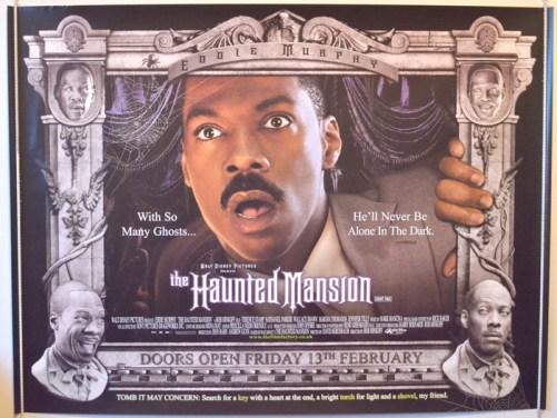 The Haunted Mansion 2003 Reviews And Overview Movies And Mania