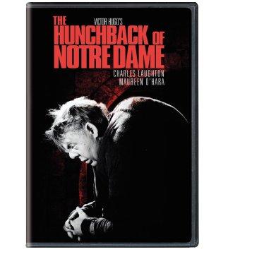 hunchback of notre dame 1939 charles laughton dvd