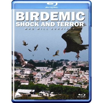 birdemic severin blu-ray disc