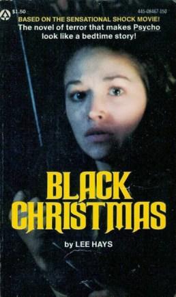 black christmas lee hays movie tie in 1976