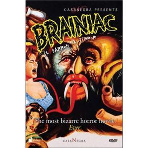 brainiac dvd