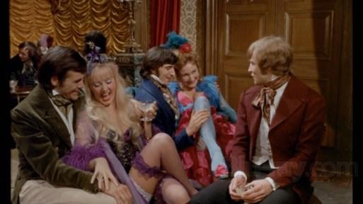 Burke & Hare garter scene