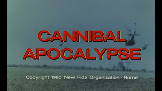 cannibal apocalypse title card