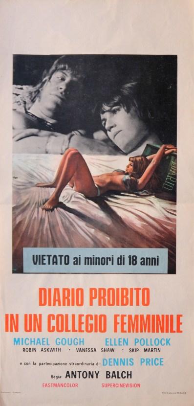 Dario Proibito in un Collegio Femminile Horror Hotel
