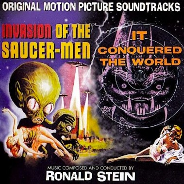 invasion of the saucer-men it conquered the world ronald stein soundtrack
