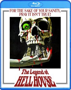 Legend of Hell House Scream Factory Blu-ray