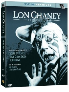 lon chaney TCM archives dvd