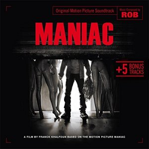 Maniac-Rob-soundtrack-Hamburger-Records