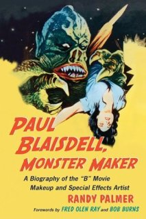 paul blaisdell monster maker randy palmer book