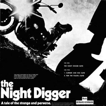 the night digger copy