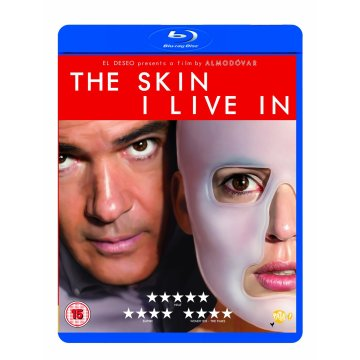 The Skin I Live In Blu-ray