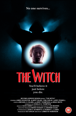 THE WITCH 1982 Beyond Horror Design