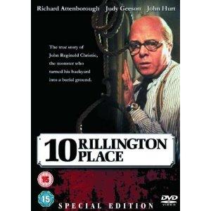 10 rillington dvd