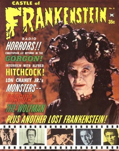 Castle-of-Frankenstein-no.6-1965-Gorgon-cover
