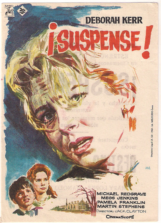 innocents spanish poster