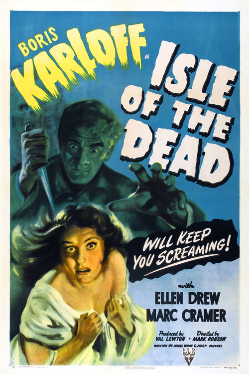 isle of the dead big