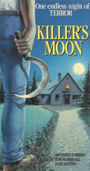 killer's moon vhs