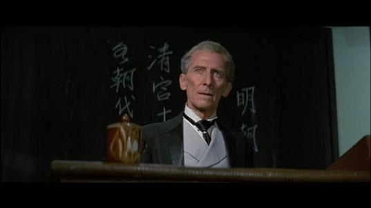 Legend of the 7 Golden Vampires Van Helsing Peter Cushing