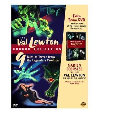 lewton dvd