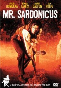 mr sardonicus dvd
