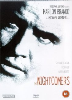 nightcomers dvd