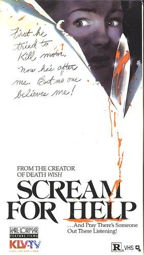 SCREAM+FOR+HELP+VHS